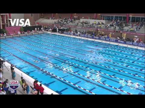 Women's 400m Individual Medley B Final   2012 Columbus Grand Prix