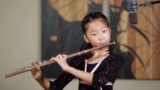 Syrinx flute solo by Emma He