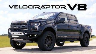 2019 VelociRaptor V8 Ford Raptor Validation Testing