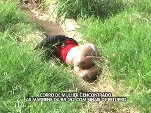 Mulher É Encontrada Morta Com Sinais E Espancamento E Estupro.