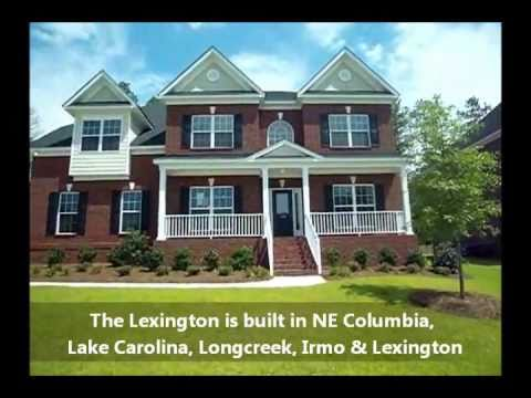Lexington floorplan built by essex homes in lake carolina for Home builders in lexington sc