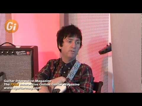 Johnny Marr On Forming The Smiths - Interview With Jamie Humphries iGuitar Magazine