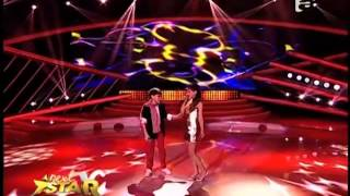"Omar Arnaout feat. Vanessa Marzavan - Robbie Williams - ""Angels"" - Next Star"