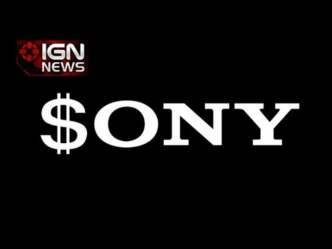 IGN News - Sony Stock Up Nine Percent After Xbox One Reveal