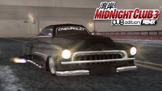 Fleetline Mafioso - Midnight Club 3 DUB Edition Remix (PC Gameplay) [1080p]