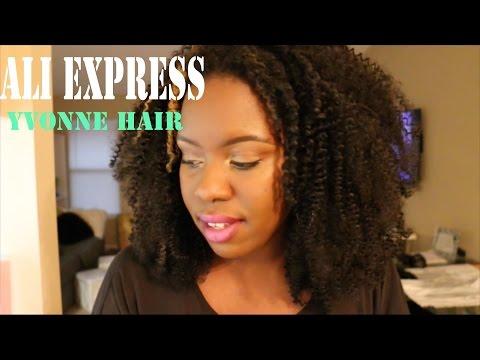 Aliexpress Yvonne Hair Company...A must buy