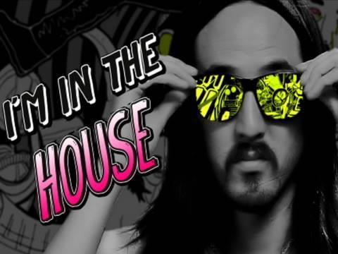 Steve Aoki ft [[[Zuper Blahq]]] - &#039;I&#039;m In The House&#039; (Official Video)