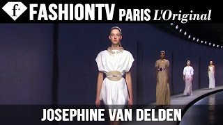 Model Josephine Van Delden | Beauty Trends for Spring/Summer 2015 | FashionTV