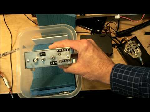 QRP Field Kit featuring the SW-40