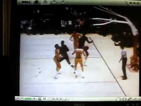 Jerry West Half-Court Shot