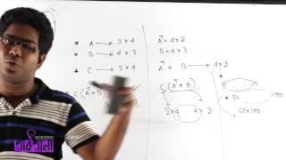 05. Problems from Matrix | ম্যাট্রিক্সের কিছু অংক | OnnoRokom Pathshala