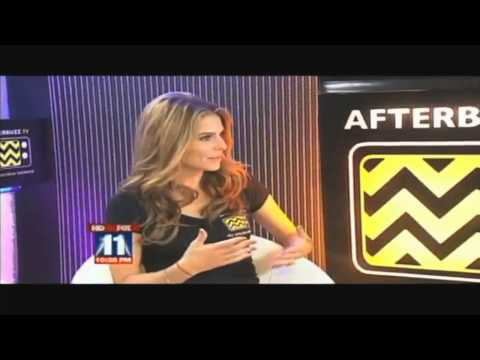 Maria Menounos' AfterBuzz TV Network Sizzle Reel