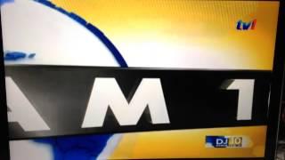 TV1 Dunia Jam 10 opener 25.2.2015