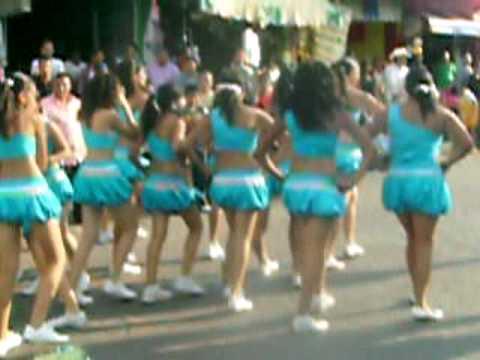 Desfile  luvianos - Prepa
