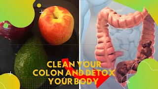 Best Foods That Clean Your Colon And Detox Your Body