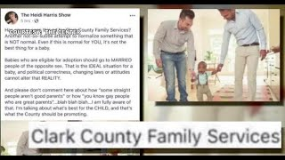 Las Vegas radio host sparks controversy over same-sex couple adoptions post