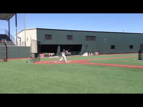 Nick McCasky at New Mexico Junior College