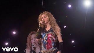 Shakira Nada El Dorado World Tour
