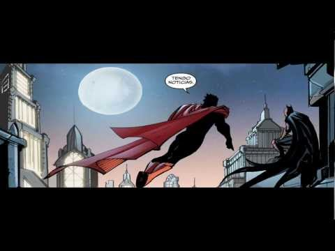 Injustice: Gods Among Us [Comic] - #1 - En Español