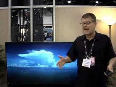 Sony Bravia Rear Projection HDTV Overview at DigitalLife