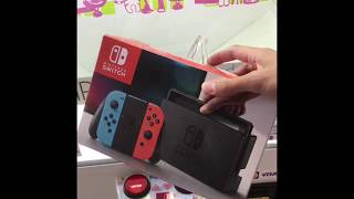 I Won A Nintendo Switch From Bar Ber Ber Cut Lite.