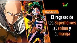 Animes de super poderes Top 5