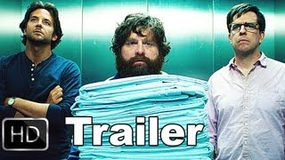 HANGOVER 3 - Trailer  NEU Deutsch German