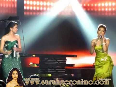 Sarah Geronimo  Angeline Quinto duet - A Moment Li.mp3