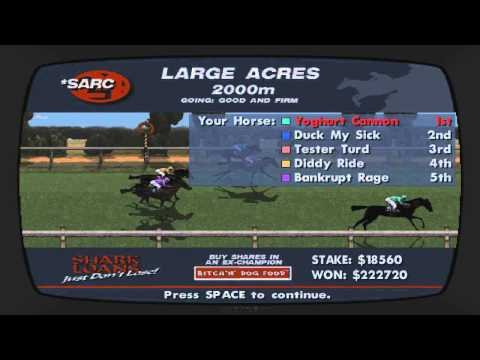 Gta San Andreas Betting On Horse Tracks And Buying All Of Los Santos Properties video