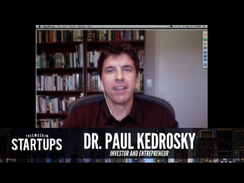 - Startups - News Roundtable with Paul Kedrosky and William Quigley - TWiST #182