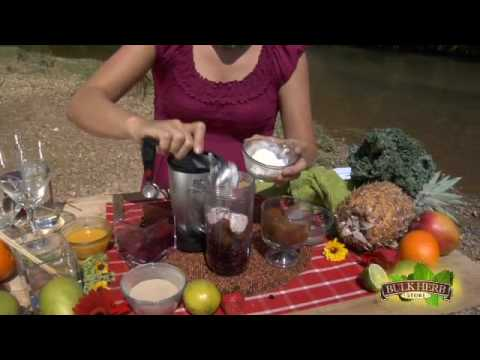 Shoshanna's Kitchen - Episode 9 - Eye Health Smoothie