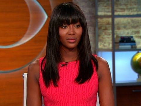 "Naomi Campbell on ""The Face,"" controversy, her relationship with Nelson Mandela"