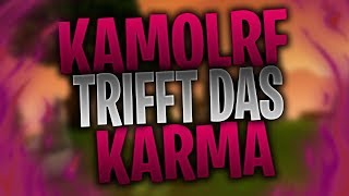 KAMOLRF trifft das Karma | CITYDRIVER outplayed seinen Gegner | Fortnite Highlights Deutsch
