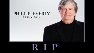 The Late Phil Everly Sings Let It Be Me