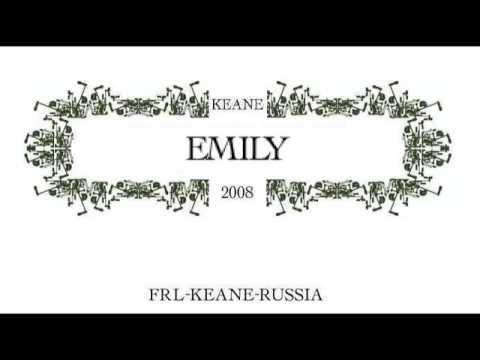 Keane - Emily