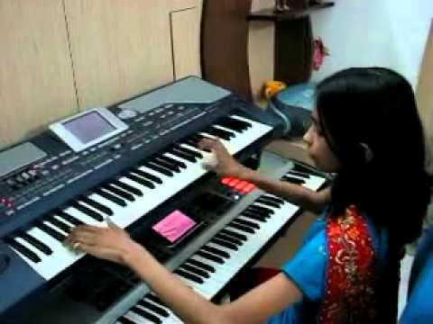 Vande Mataram Lata Mangeshkar - piano cover