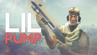 LIL PUMP SHOTGUN! This Shotgun is AMAZING! (Fortnite Battle Royale)