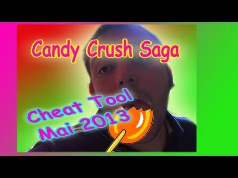 Candy Crush Saga Tutorial neues Cheat Tool Mai 2013 Cheat hack Crack