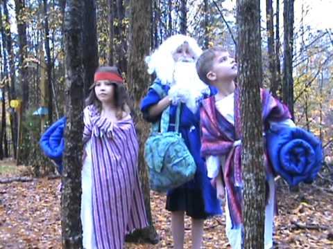 Day 6 Advent Adventure 2012: Jesse Tree Day 6: Abraham
