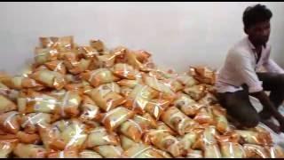 Atta Packing Machine 500gms 1kg Wheat Flour Packing Machine