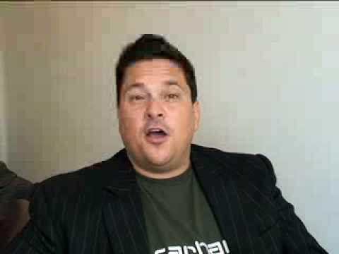 Shortlist.com meets Dom Joly