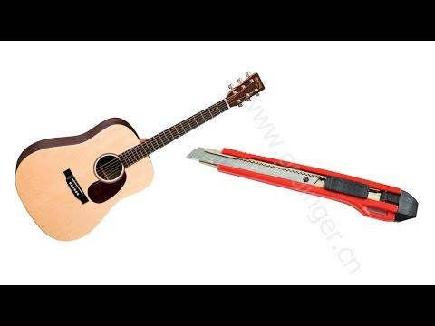 吉他切音手法教學【葉宇峻彈吉他#102】