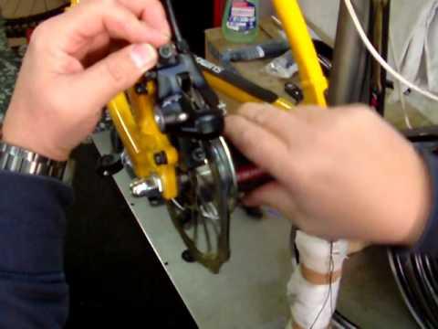 Bremse Fahrrad Einstellen Bremse Einstellen Cesur Disc
