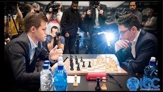 GM Alex Yermolinsky recaps games 5 and 6 of the World Championship 2018