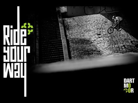 Ride Your Way FULL BMX MTB MOVIE