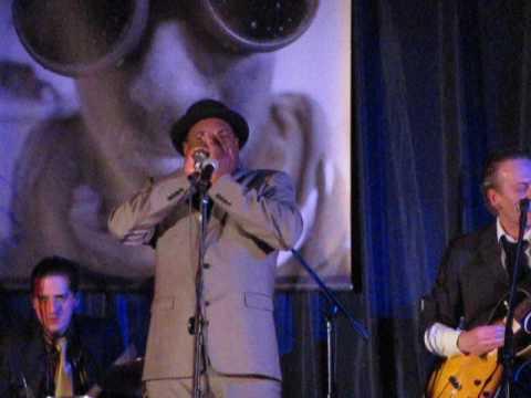 Keith Dunn Band - Boogie Twist @ Sztygarka, Chorzów 1.12.2012