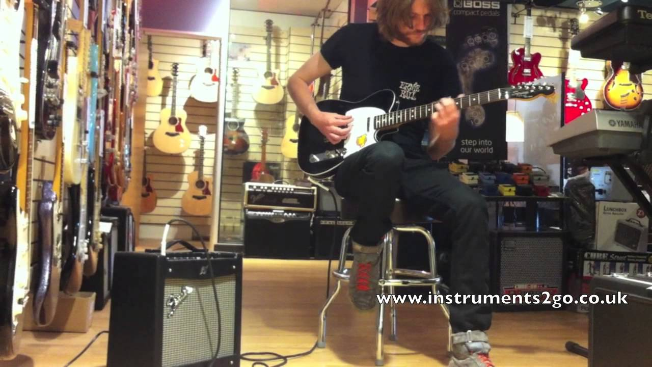 Fender Mustang Amp Iii v2 Fender Mustang i 20 Watt v2