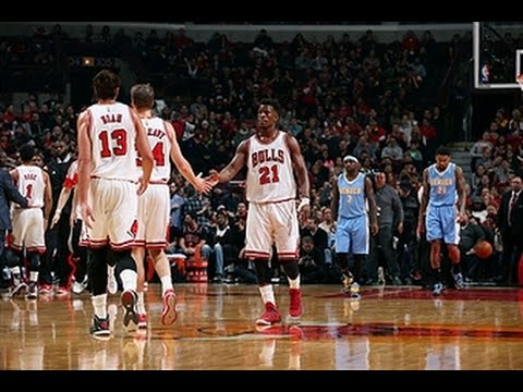 Jimmy Butler's Near Triple-Double Lifts Bulls Over Nuggets
