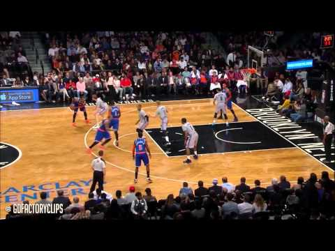 2014.04.15 - Tim Hardaway Jr. J.R. Smith & Iman Shumpert Full Combined Highlights at Nets