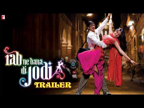 Rab Ne Bana Di Jodi - Theatrical Trailer - Shahrukh Khan | Anushka...
